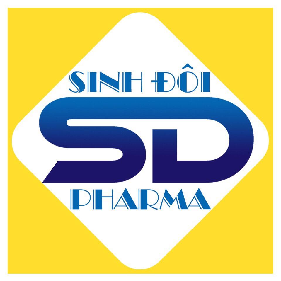 Logo Sinh Đôi Pharma
