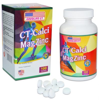 CT CALCI MAGZINC